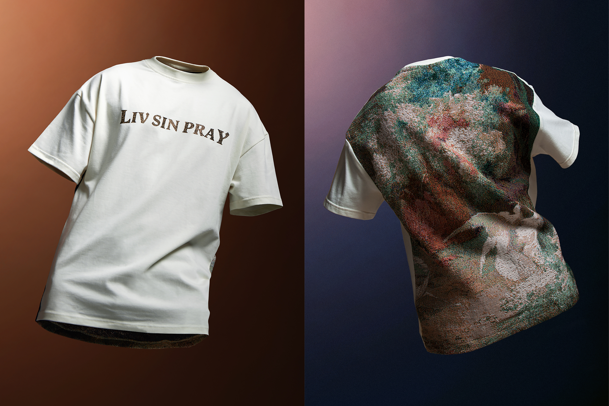 LIV SIN PRAY Capture the Quintessence of 'Le Printemps' in Debut Collection