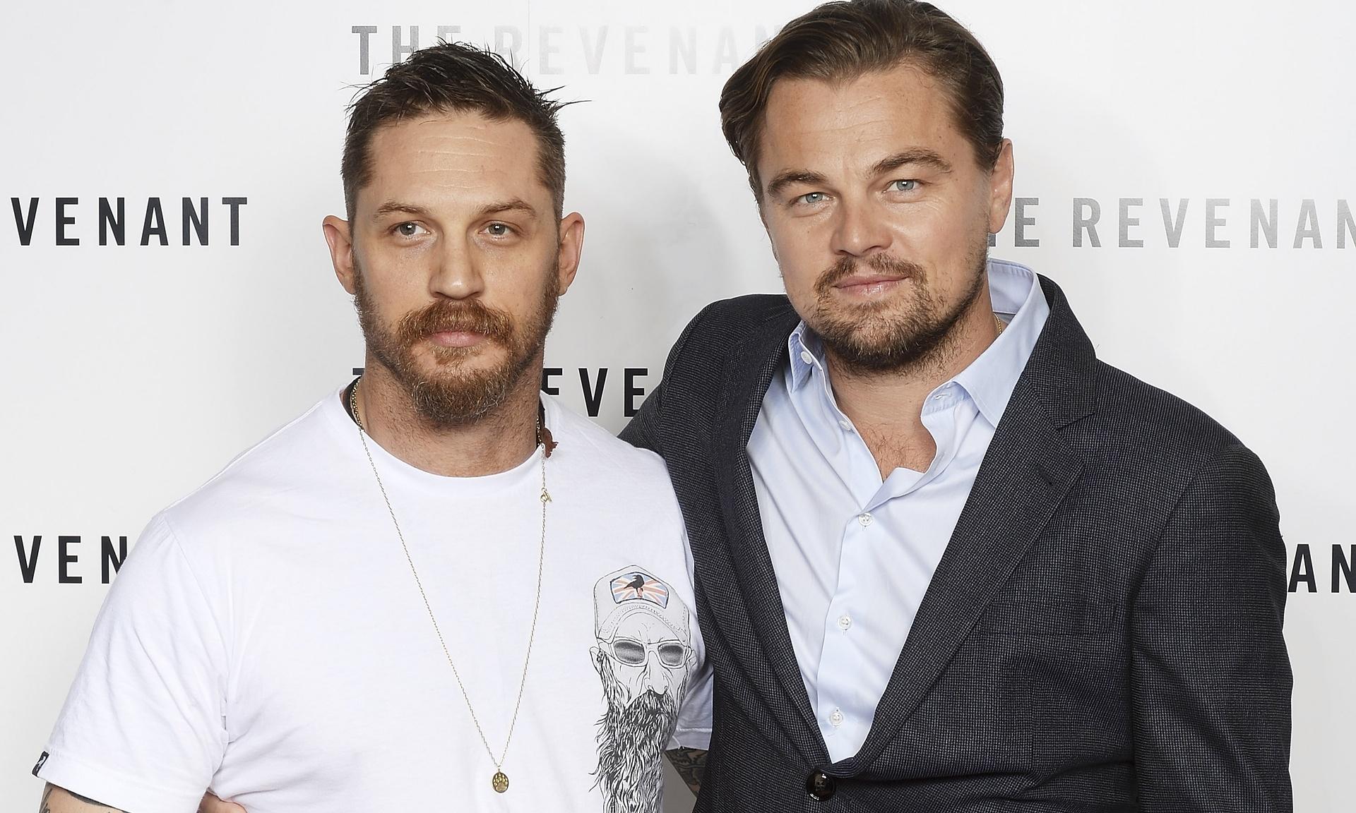 Tom Hardy vs Leonardo DiCaprio