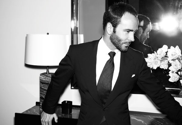 Tom Ford Adopts The 'Buy Now' Model For Fashion Week