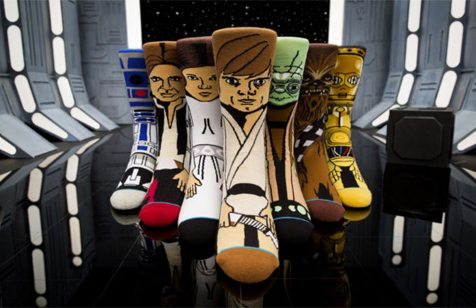 Stance X Star Wars Socks