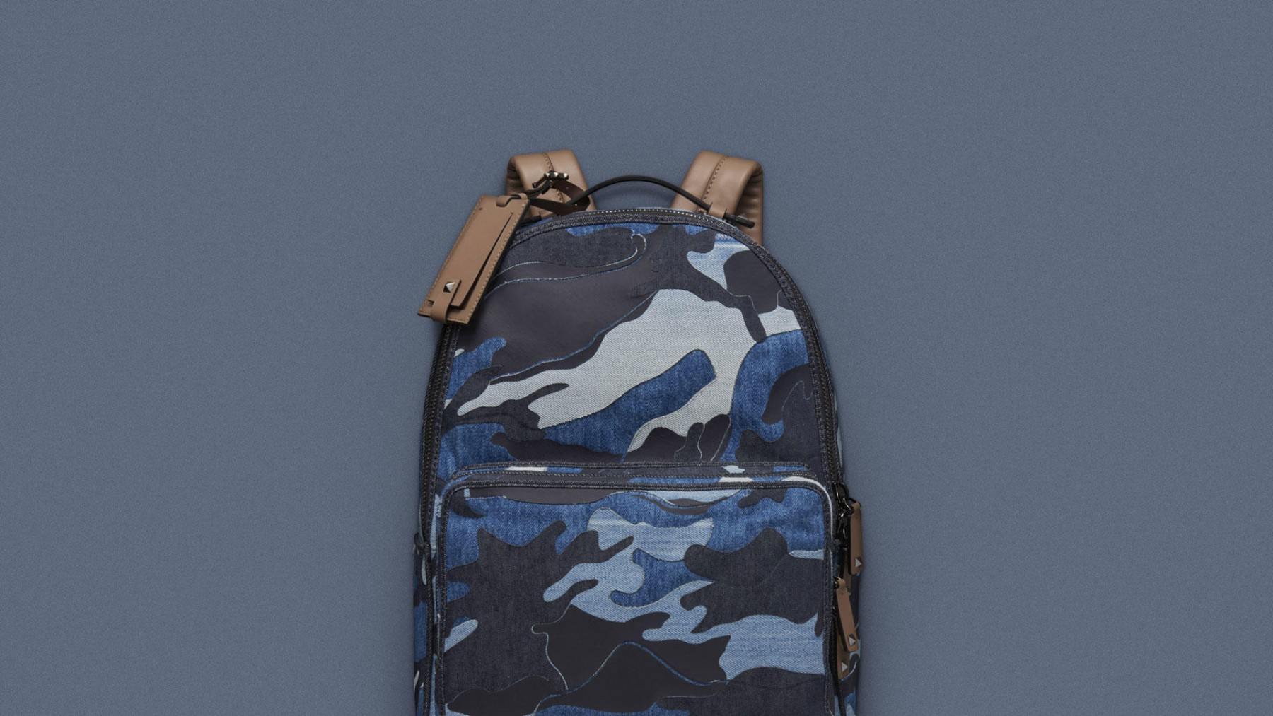 Valentino Denim Camouflage Capsule Collection