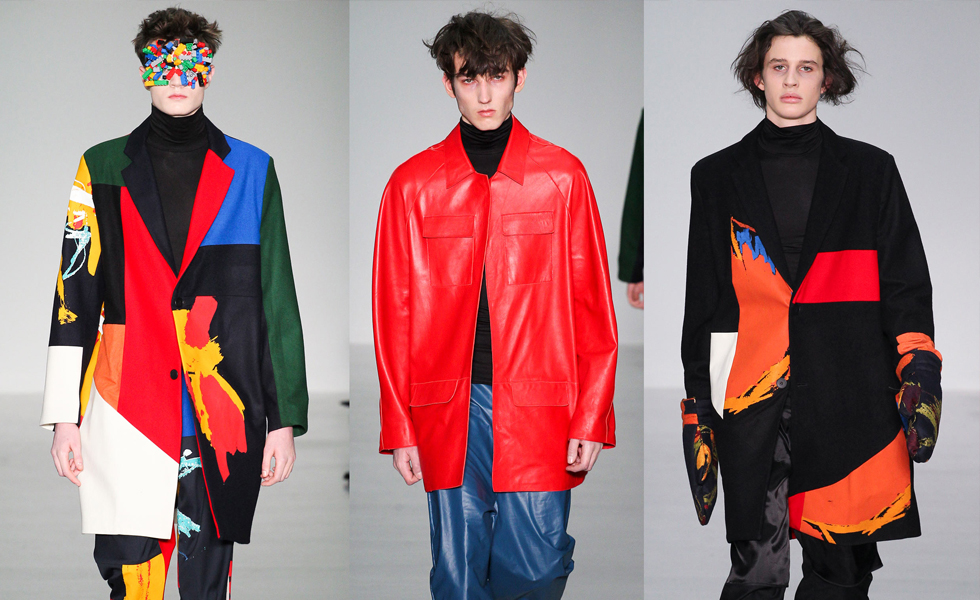 LCM: Agi & Sam Autumn/Winter 2015 Collection