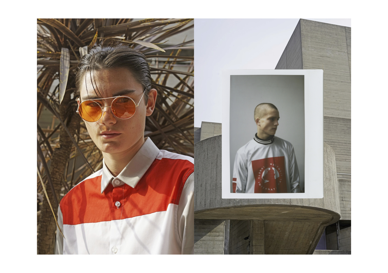 ASOS Spring/Summer 2015 Lookbook by Gosha Rubchinskiy