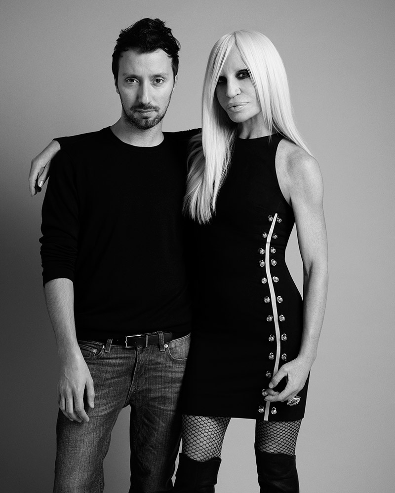 Anthony Vaccarello Is The New Creative Director of Versus Versace