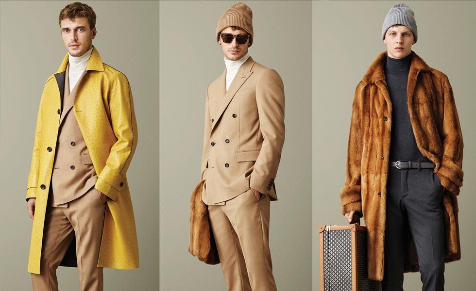 MFW: Bally Menswear Autumn/Winter 2015 Collection