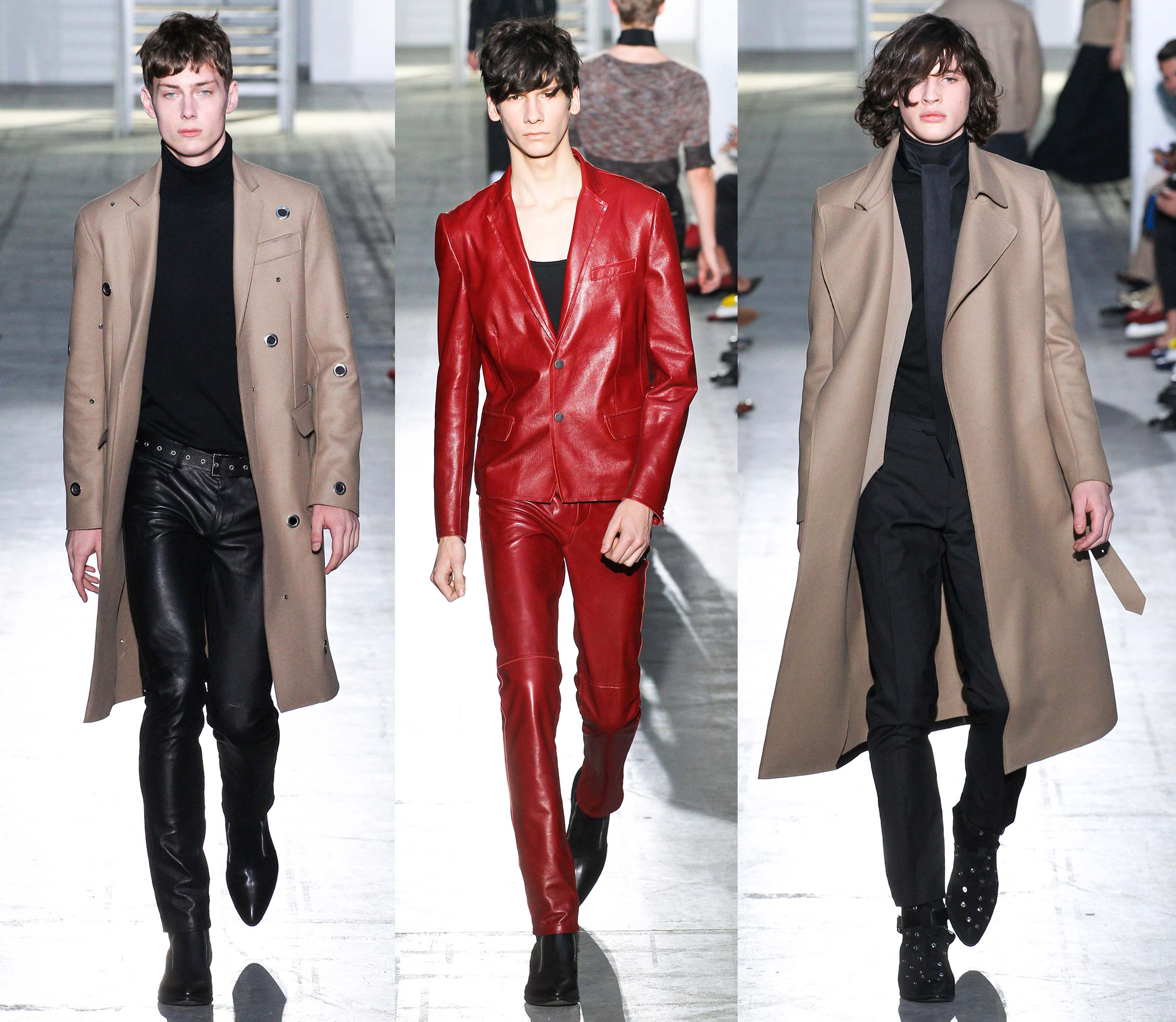 MFW: Costume National Autumn/Winter 2015 Collection