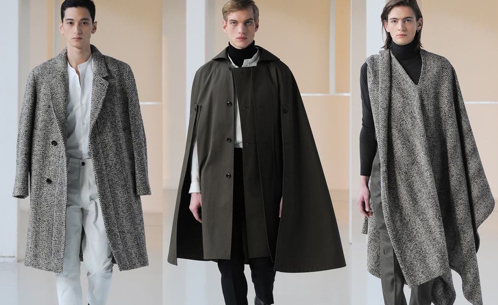PFW: Lemaire Autumn/Winter 2015 Collection