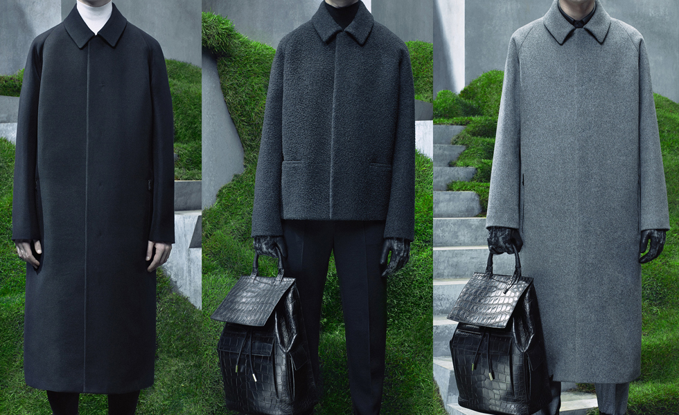 PFW: Balenciaga Autumn/Winter 2015 Collection