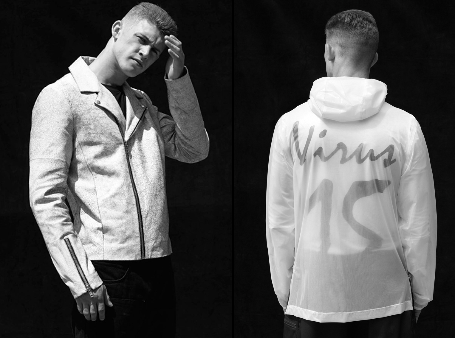 """Blood Brother Spring/Summer """"Virus"""" 2015 Collection"""