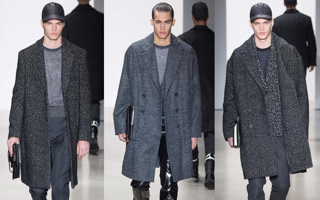 MFW: Calvin Klein Autumn/Winter 2015 Collection