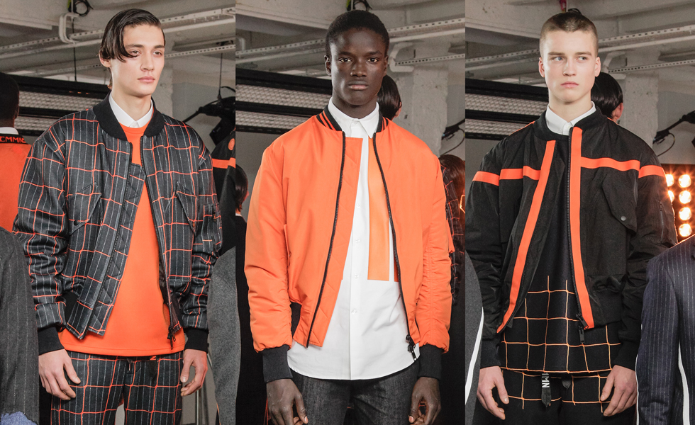 LCM: CMMN SWDN Autumn/Winter 2015 Collection