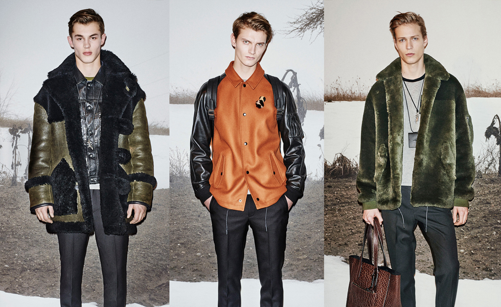 LCM: Coach Autumn/Winter 2015 Collection