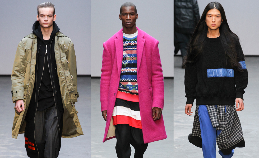 LCM: Casely-Hayford Autumn/Winter 2015 Collection