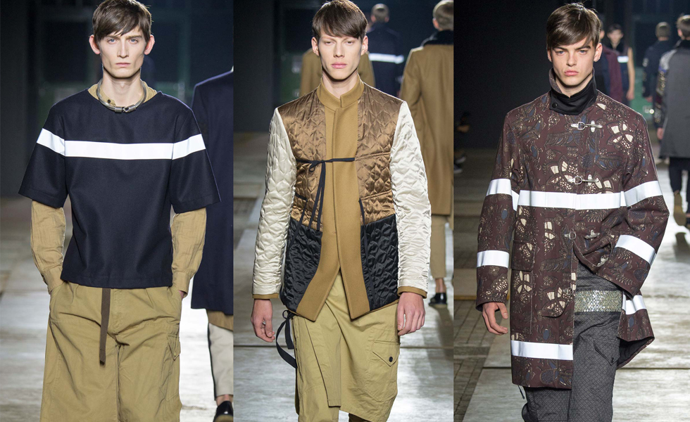 PFW: Dries Van Noten Autumn/Winter 2015 Collection