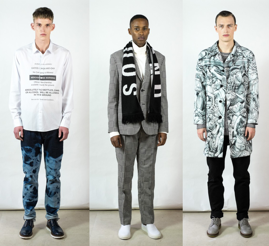 LCM: Soulland Autumn/Winter 2015 Collection