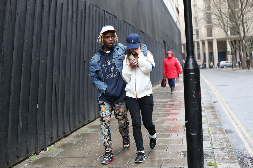 Street Style Shots: London Collections: Men Day 4