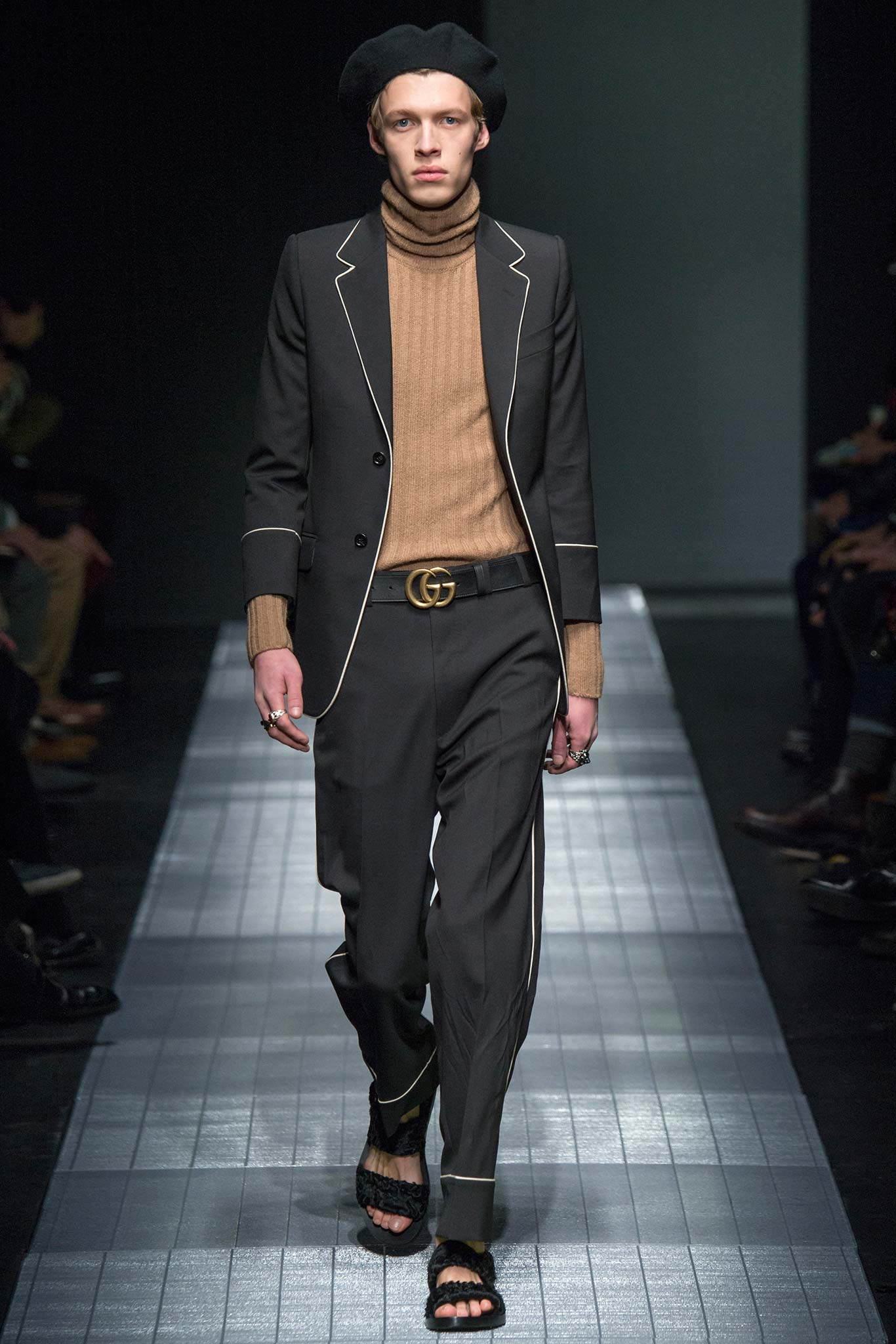 MFW: Gucci Autumn/Winter 2015 Collection