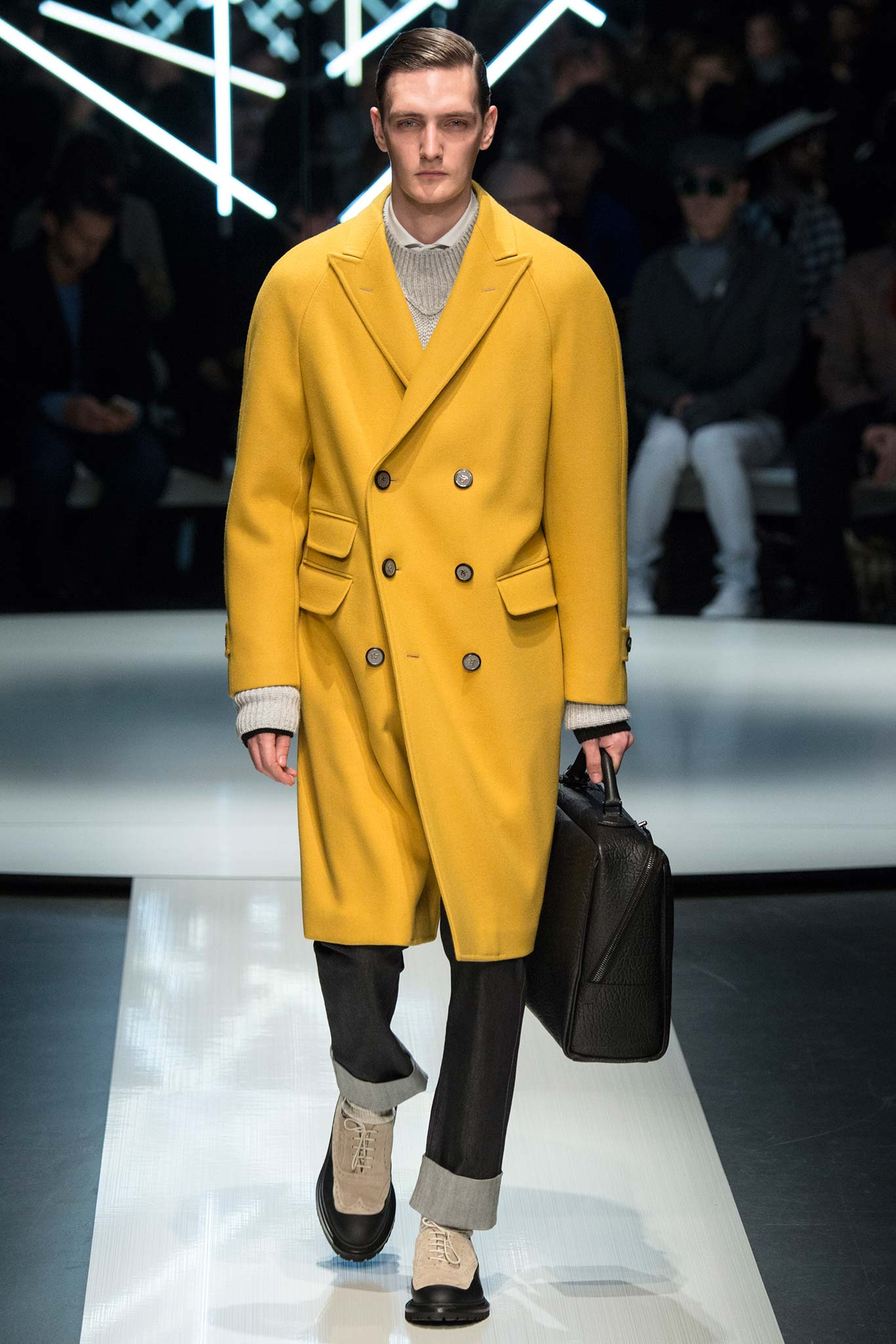 Canali Autumn/Winter 2015 Collection