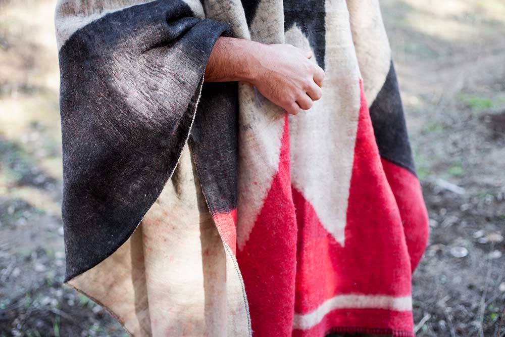PAUSE Picks: The Brixton Barry Poncho Blanket