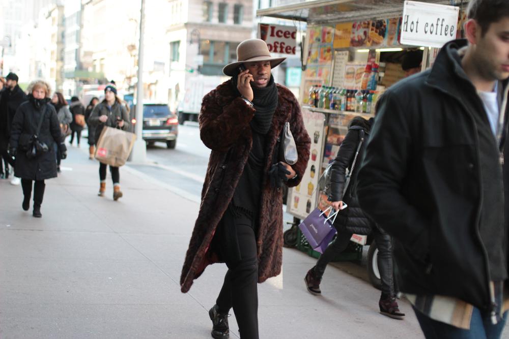 Street Style Shots: New York City – End of Dec 2014