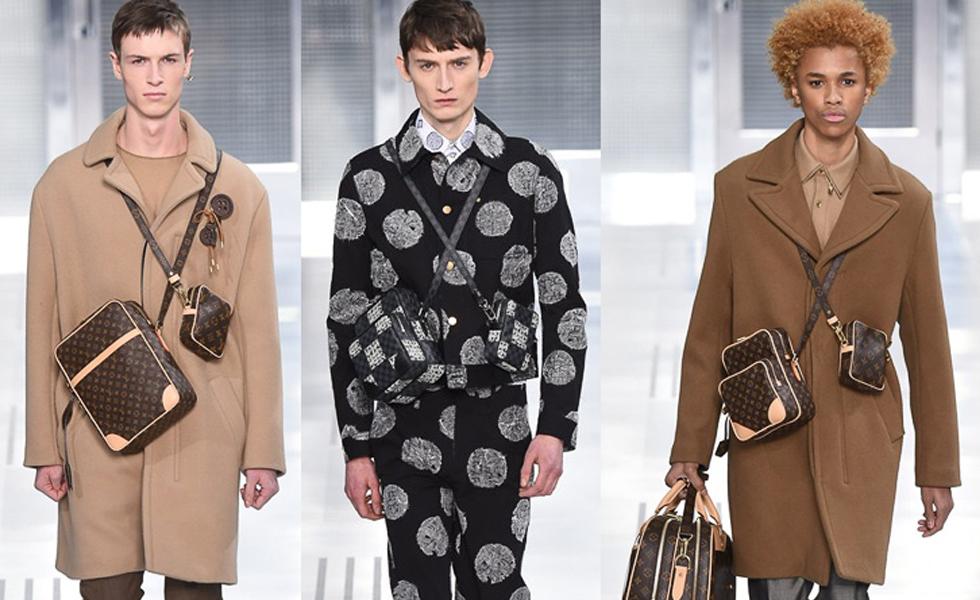 PFW: Louis Vuitton Autumn/Winter 2015 Collection