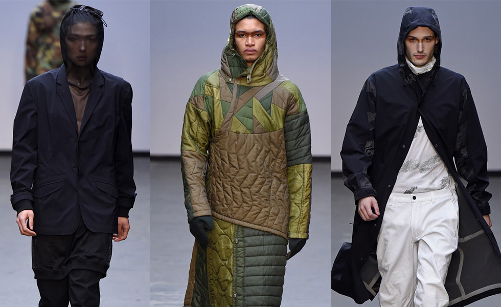 LCM: Maharishi Autumn/Winter 2015 Collection