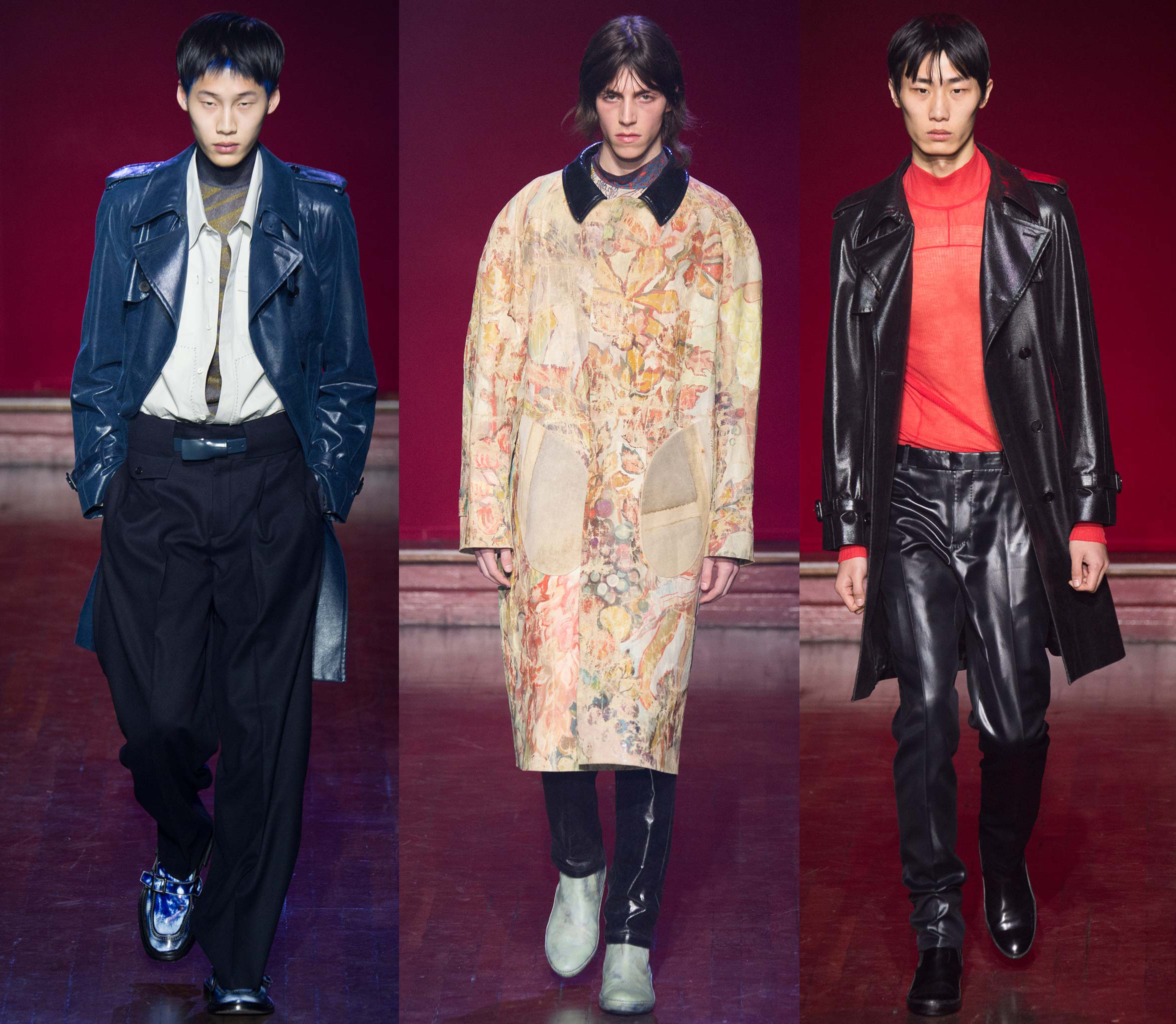 PFW: Maison Martin Margiela Autumn/Winter 2015 Collection