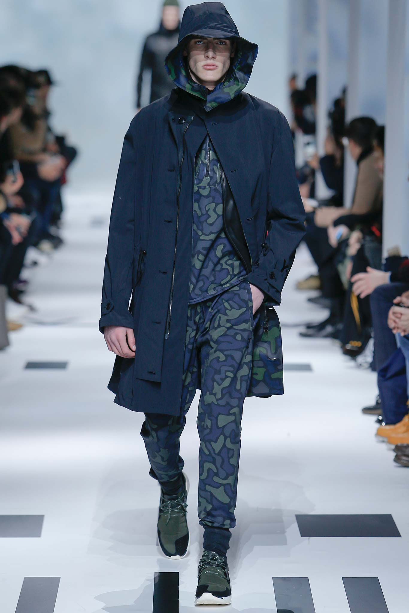 PFW: Y-3 Autumn/Winter 2015 Collection
