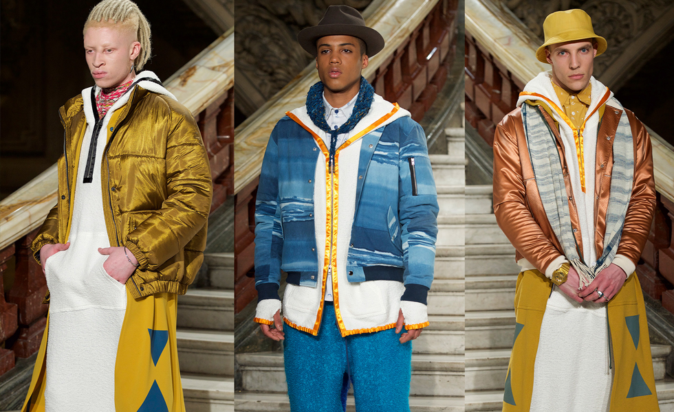 PFW: Pigalle Autumn/Winter 2015 Collection