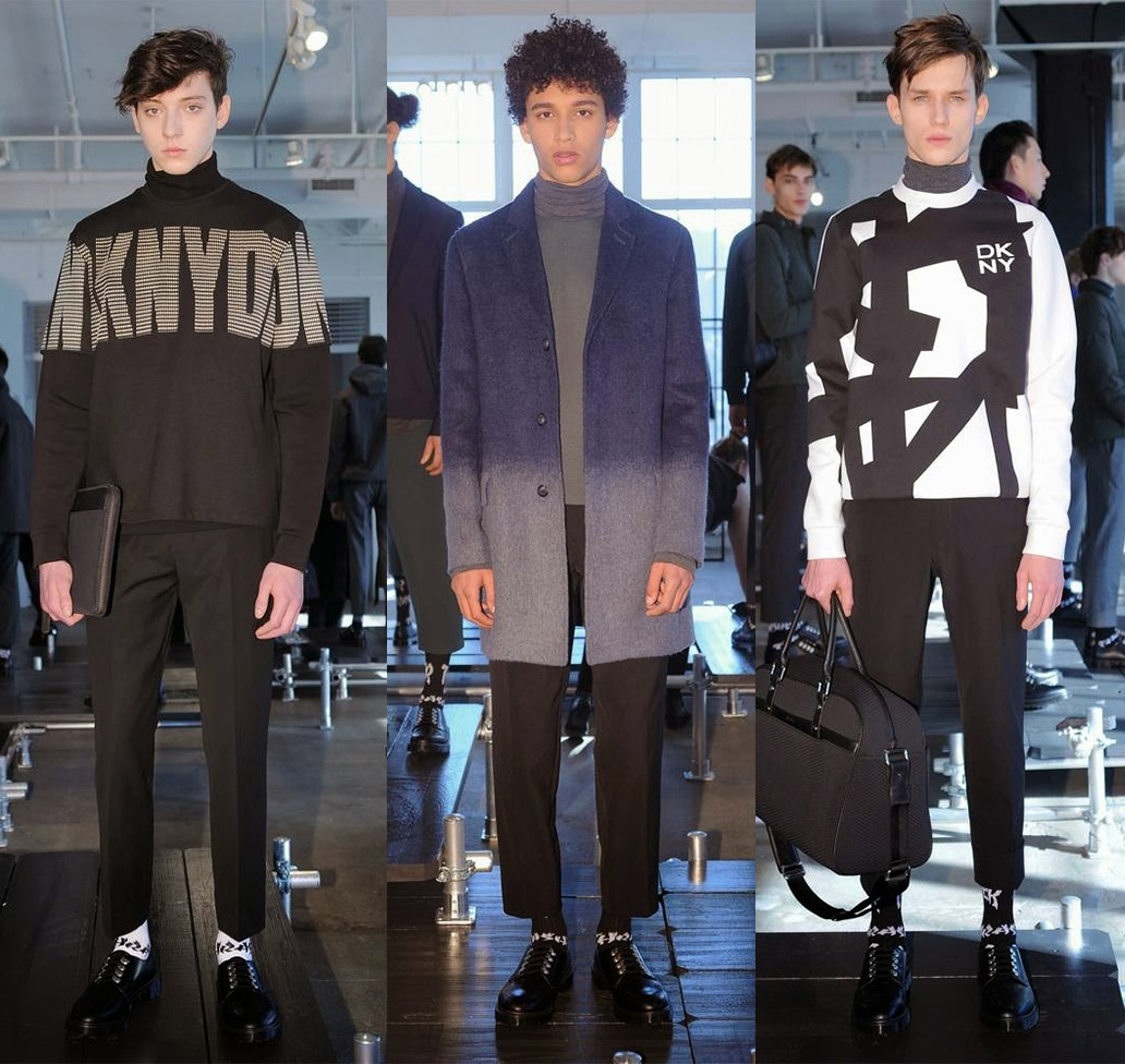 NYFW: DKNY Autumn/Winter 2015 Collection