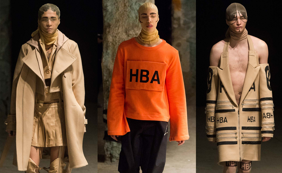 NYFW: Hood by Air Autumn/Winter 2015 Collection