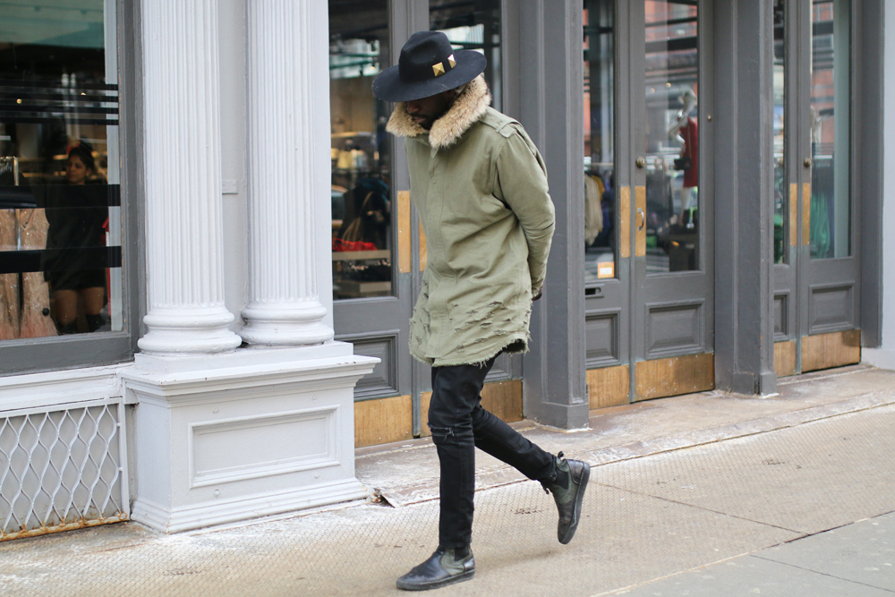 Street Style Shots: New York City – Feb 2015