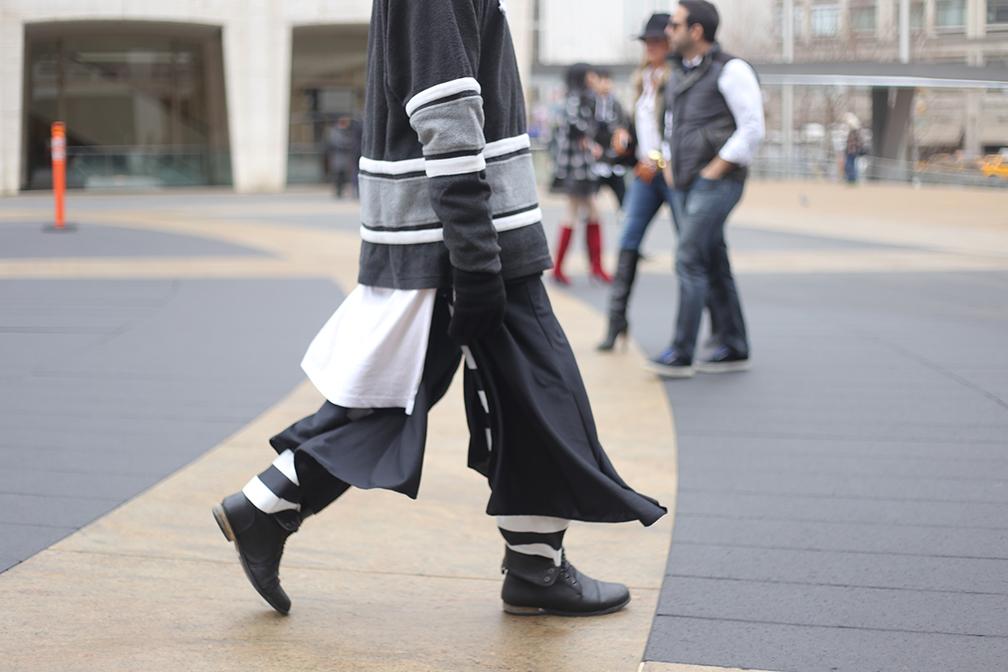 Street Style Shots: New York Fashion Week Day 3 + 4