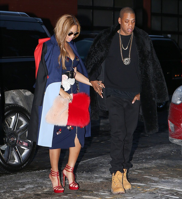 Get The Look: Jay Z in Nubuck Timberlands at NYFW