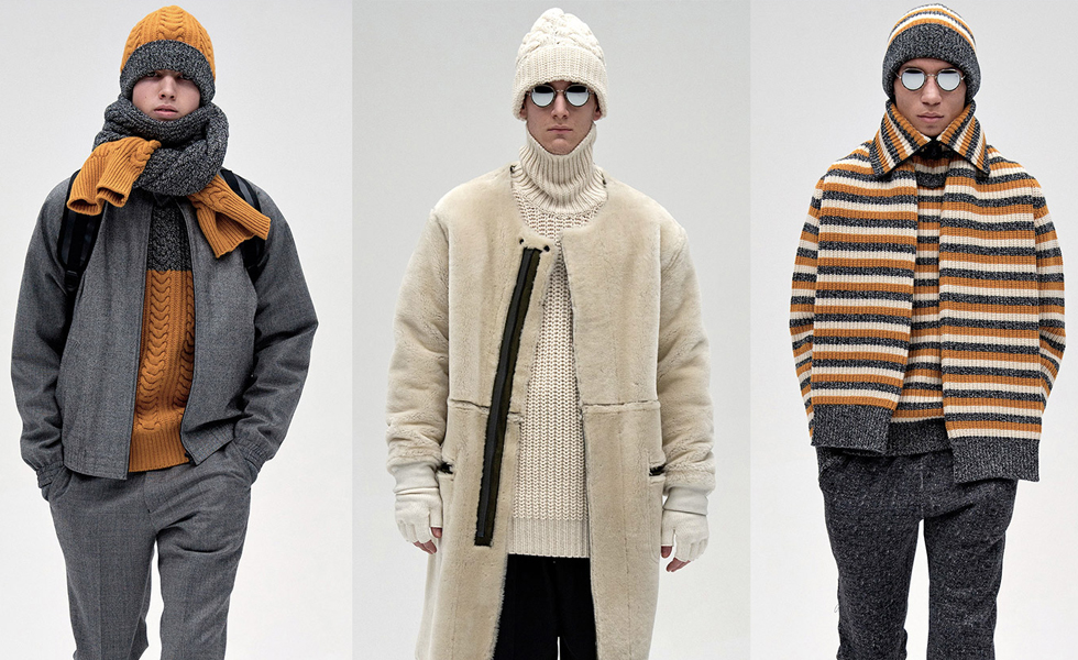 NYFW: N.Hoolywood Autumn/Winter 2015 Collection