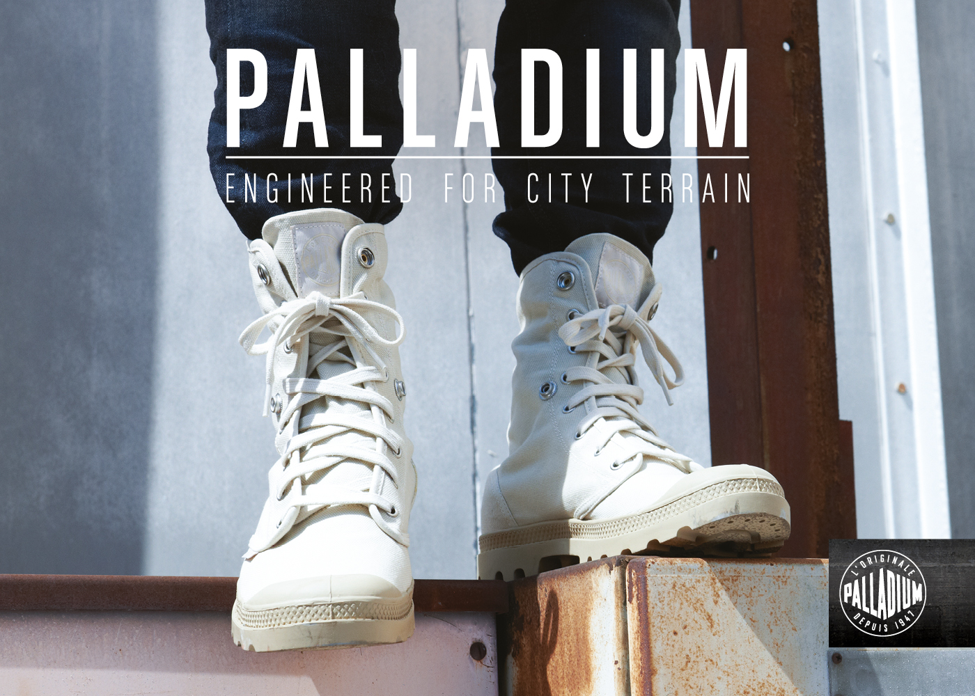 Palladium Boots Spring/Summer 2015 Collection