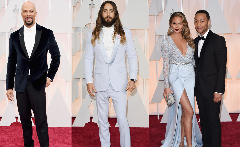 The Best & Worst Dressed Men At The 2015 Oscars