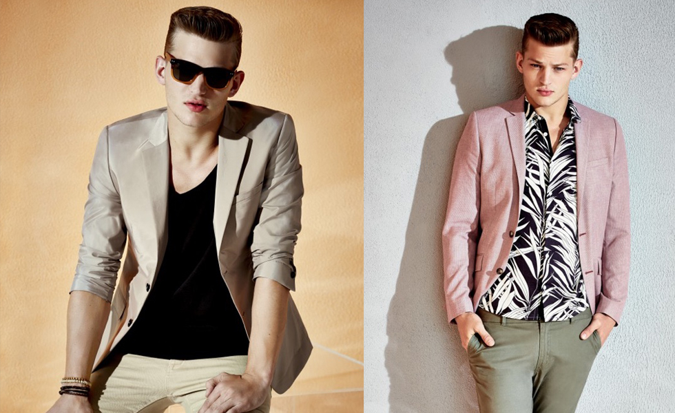 River Island High Summer 2015 Lookbook