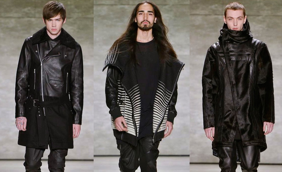 NYFW: Skingraft Autumn/Winter 2015 Collection