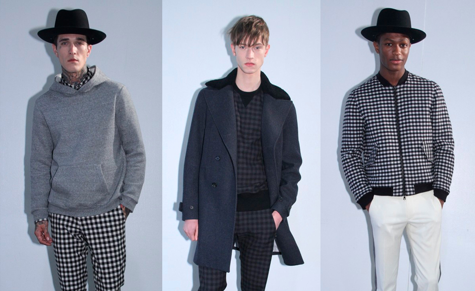 NYFW: Timo Weiland Autumn/Winter 2015 Collection