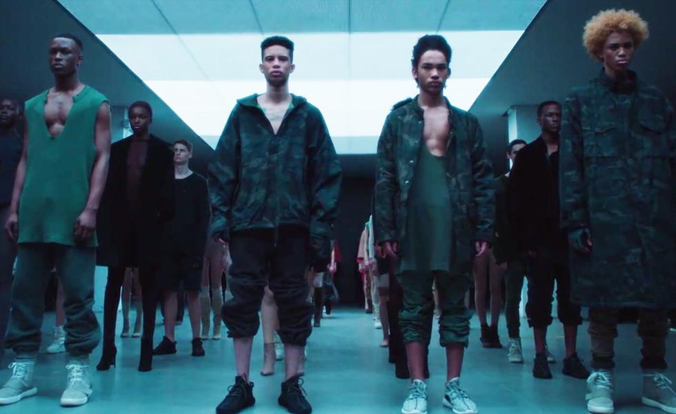 YEEZY SEASON 1 Video: Kanye West x adidas Originals AW15 Show