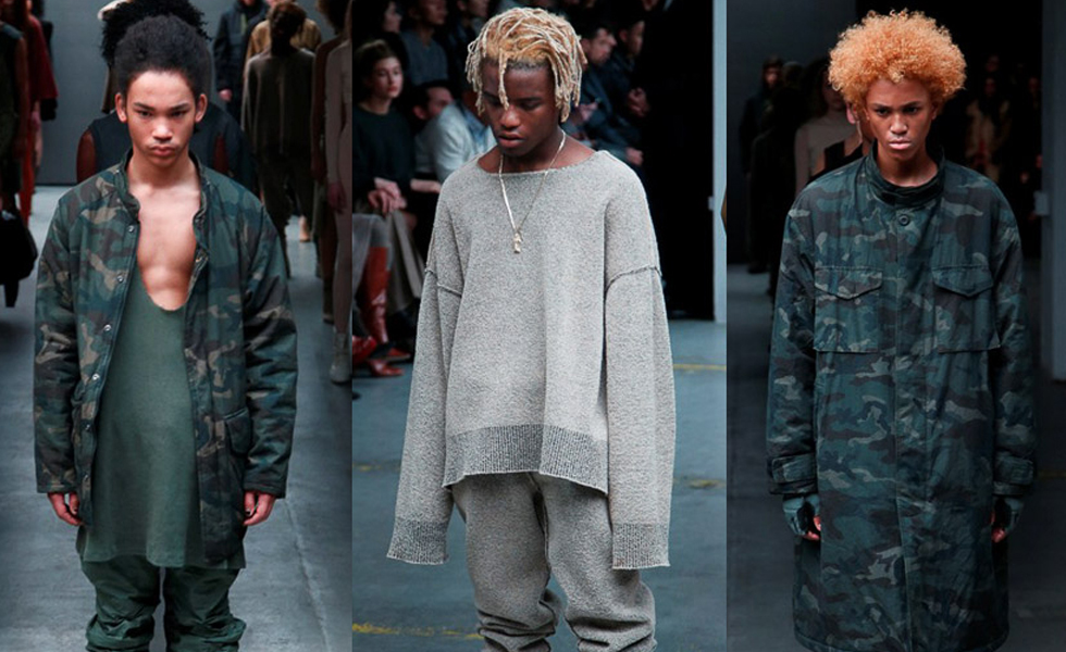 NYFW: Kanye West x Adidas AW15 Collection
