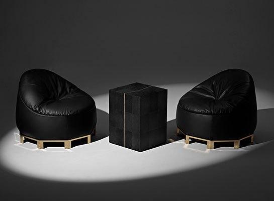 Alexander Wang x Poltrona Frau SS15 Furniture Collection