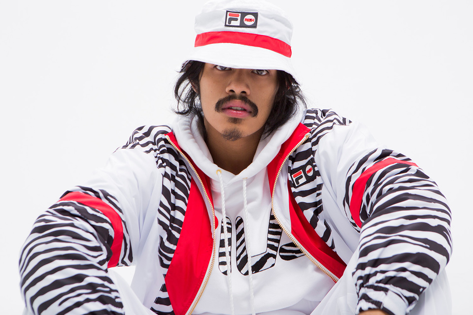 Joyrich x FILA Spring/Summer 2015 Collection