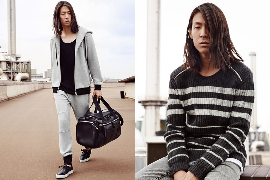 The Kooples Sport Spring/Summer 2015 Lookbook