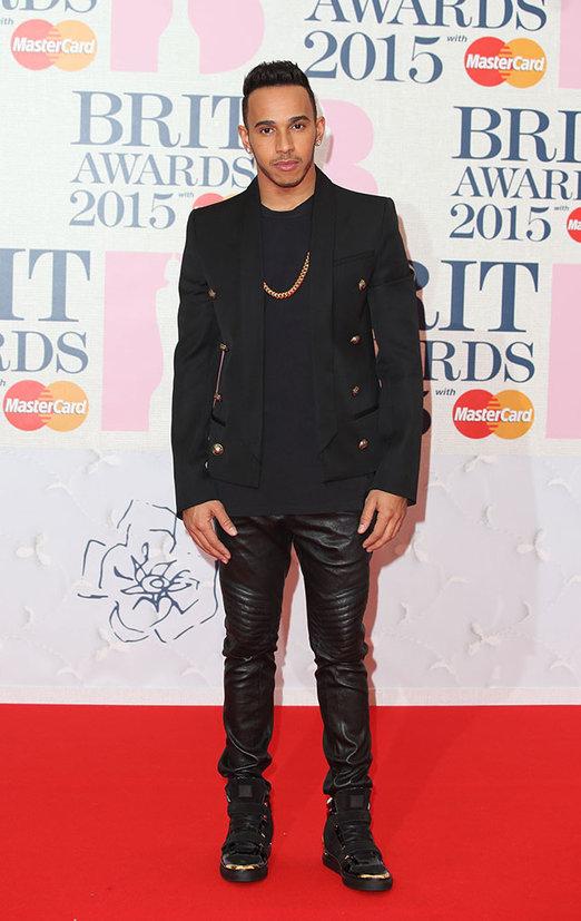 Best Dressed Men at the Brit Awards 2015