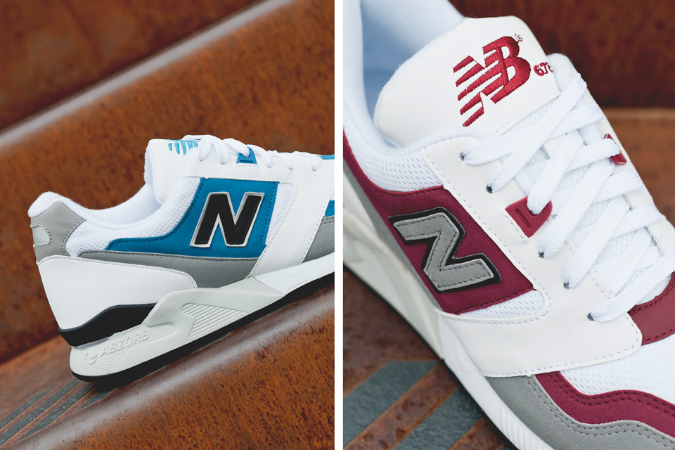 New Balance '678' Spring/Summer 2015 Collection