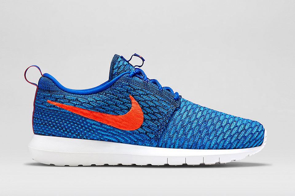 Sneaker Watch: Nike Roshe Flyknit Spring 2015