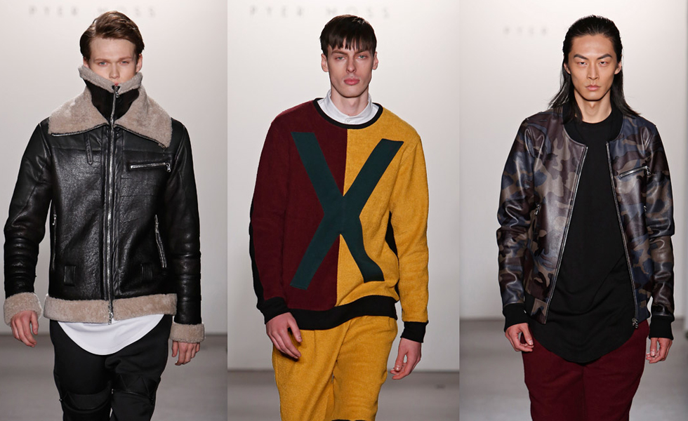 NYFW: Pyer Moss Autumn/Winter 2015 Collection