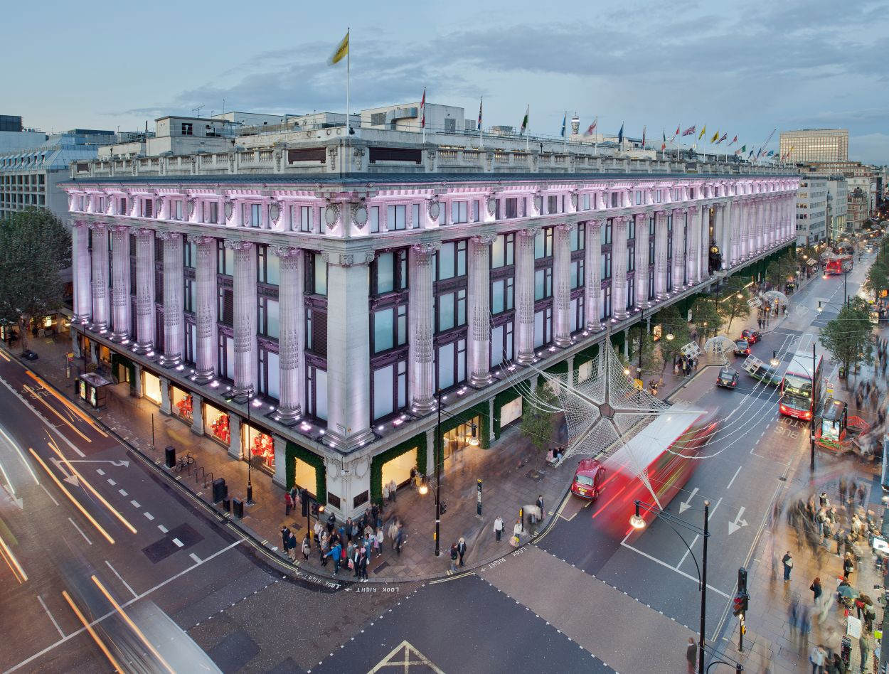 Gender Neutral Space To Launch At Selfridges
